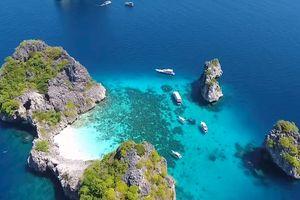Không chỉ có Đảo Phi Phi hay Phuket, Krabi của Thái Lan cũng đẹp mê hồn!