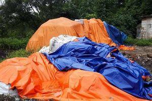 230 tấn chất thải nguy hại đe dọa sự sống của người dân Thái Nguyên hơn nửa năm trời