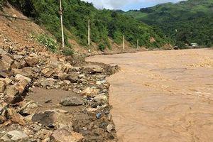 11 người chết, 2 người mất tích do mưa lũ tính đến hết ngày 17/8