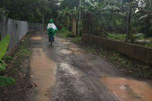 Điều tra sai phạm làm đường nông thôn ở Đồng Nai