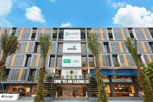 An Cường khai trương showroom rộng 3.500 m2 tại Hà Nội