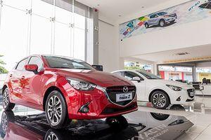 Mazda2 mới sắp nâng cấp tại Việt Nam 'đấu' Toyota Yaris
