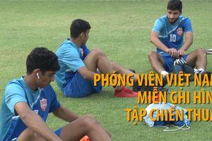 Đối thủ của Olympic Việt Nam thận trọng trước trận đấu