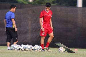 Olympic Việt Nam nhận tin dữ trước trận gặp Bahrain
