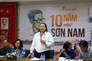 Tái bản 20 tựa sách nổi tiếng của 'Ông già Nam Bộ' Sơn Nam
