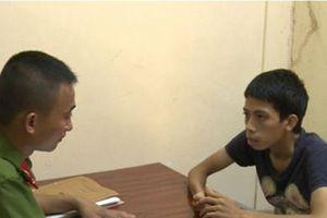 Thái Bình: Bắt 'game thủ' nhiều lần trộm cắp xe máy