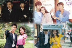 Nối gót 'Thư ký Kim', 'Mr. Sunshine' vượt 'Người đẹp Gangnam' đứng đầu BXH nổi tiếng 3 tuần liên tiếp