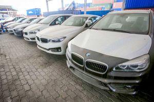 Lô xe 133 chiếc BMW bị nghi 'buôn lậu' sẽ được xử lý thế nào?