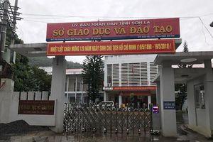 Thêm một cán bộ Sở GD&ĐT Sơn La bị khởi tố vụ gian lận điểm thi