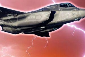 Mỹ đổ tiền giúp F-35 thoát bị trời đánh
