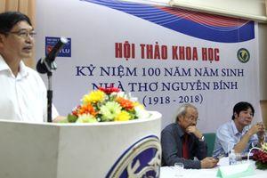 Những nhận thức & lý giải mới về Nguyễn Bính