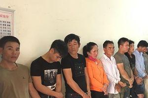 Nghệ An: Bắt giữ 19 người tham gia cá độ tại ổ chọi trâu