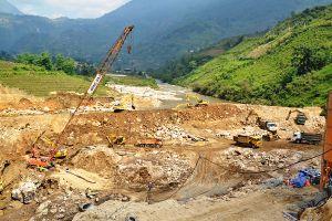 Sa Pa (Lào Cai): Thủy điện mọc lên như nấm, gây hại môi trường