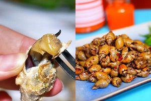 Tuyệt chiêu làm món ốc cà na rang muối ớt ngon như ngoài hàng