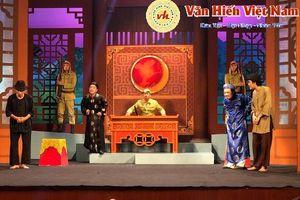 Vĩnh Phúc: Công diễn vở chèo ' Gió đại ngàn'