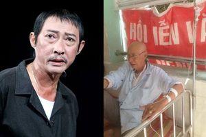 Diễn viên gạo cội Lê Bình bị ung thư phổi, hóa trị đến lần thứ 4
