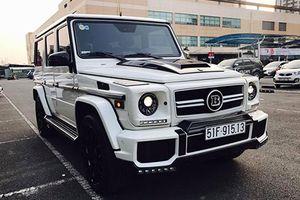 Mercedes-Benz G63 độ Brabus giá chỉ 6,7 tỷ ở Sài Gòn