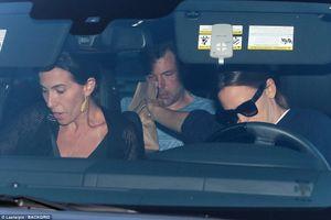 Jennifer Garner lo lắng vì Ben Affleck lại uống rượu