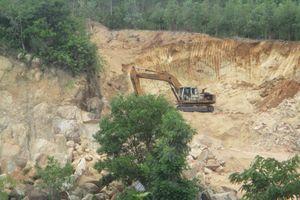 Bình Định: Thu hồi dự án mở rộng mặt bằng có thu hồi đá của các doanh nghiệp tại khu vực phía Đông núi Hòn Chà