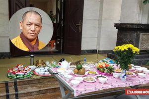 Thầy Thích Tâm Hiệp hướng dẫn cúng rằm tháng 7 theo phong tục người Việt