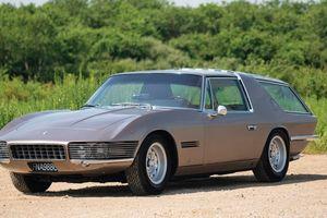 Đây là chiếc xe Ferrari xấu nhất từng được bán đấu giá