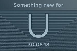 HTC sắp ra mắt điện thoại HTC dòng U 'bí ẩn'