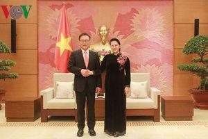 Chủ tịch Quốc hội tiếp Tổng lãnh sự danh dự Việt Nam tại Busan