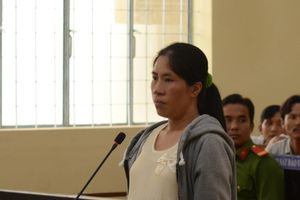 Người phụ nữ siết cổ chồng đến chết lãnh án 10 năm tù