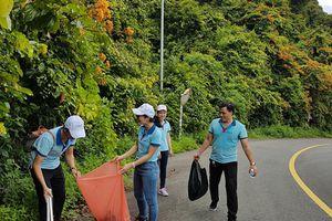 Đà Nẵng: Tổng vệ sinh môi trường tại Bán đảo Sơn Trà
