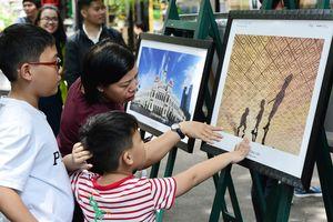 Lễ trao giải và triển lãm ảnh TP.HCM 2018 tại Đường sách Sài Gòn