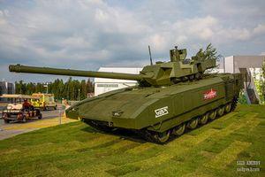 Bất ngờ điều kiện Quân đội Nga đặt bút mua 132 siêu tăng T-14