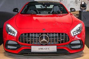Mercedes-AMG GT C Coupe giá 8,277 tỷ đồng tại Malaysia