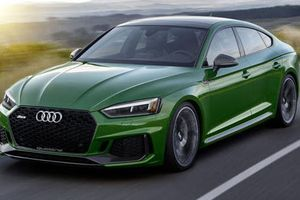 Audi RS5 Sportback 2019 'chốt giá' từ 1,7 tỷ đồng tại Mỹ