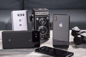 'So găng' những điện thoại có camera tốt nhất năm 2018