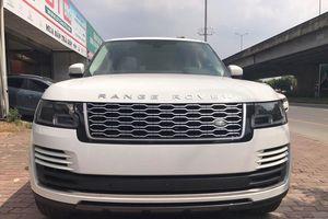 SUV hạng sang Range Rover 2018 về Việt Nam giá 8,9 tỷ đồng