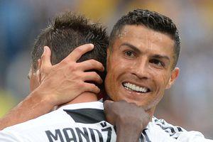 Seria A: Ronaldo vẫn chưa ghi bàn cho Juventus