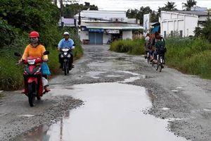 Thành phố Bạc Liêu: Bệnh nhân phải 'lội sông' đến Trung tâm Y tế