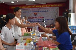 Thành lập các đội thanh niên tình nguyện hỗ trợ con công nhân