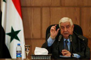 Ngoại trưởng Syria sẽ đến Moscow vào tuần tới
