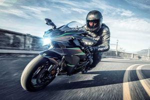 Kawasaki ra mắt Ninja H2 2019 - mẫu motor mạnh nhất thế giới