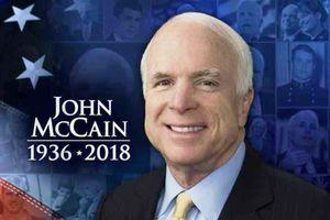 John McCain - người khổng lồ của chính trường Mỹ