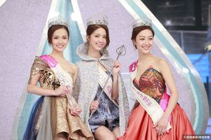 Nhan sắc nhạt nhòa của tân Hoa hậu Hong Kong 2018