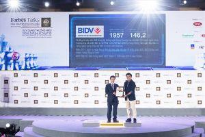 BIDV - Top 15 thương hiệu công ty có giá trị nhất Việt Nam