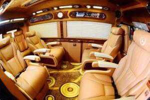 Xe buýt 'xịn' như máy bay từ Tân Sơn Nhất đi Vũng Tàu