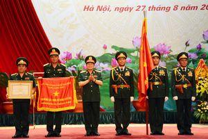Cục Nhà trường (Bộ Tổng tham mưu) đón nhận danh hiệu Anh hùng LLVT nhân dân
