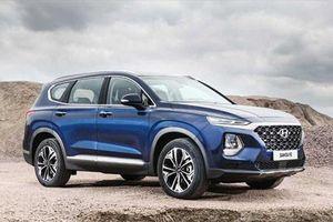 Hyundai Santa Fe XL 2019 chốt giá từ 740 triệu đồng