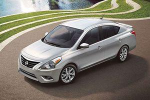 Ra mắt xe giá rẻ Nissan Sunny 2019 từ 287 triệu