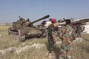 Quân đội Syria tung quân 'săn' khủng bố trên khắp các mặt trận
