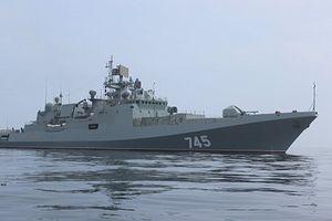 Nga gấp rút gửi tàu chiến đến Syria giữa lúc Mỹ đe dọa tấn công quy mô lớn