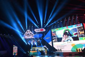 ASIAD 18: Thể thao điện tử chính thức ra mắt với nhiều tham vọng